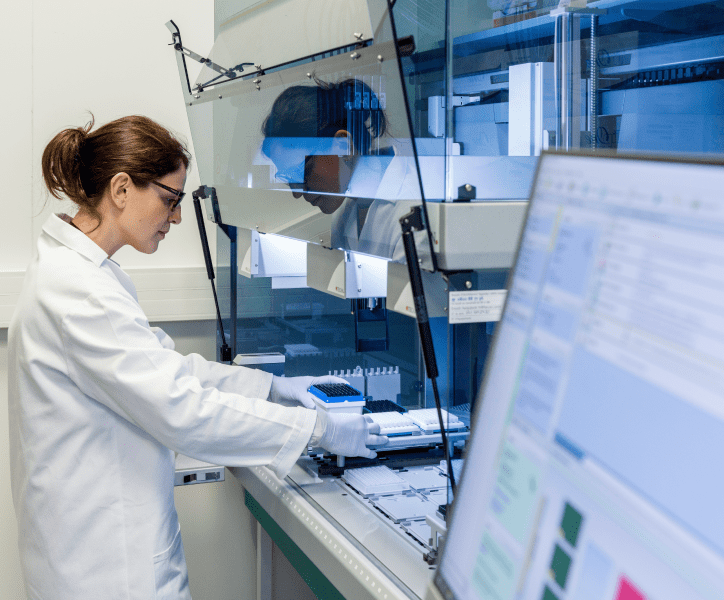 microbiome research